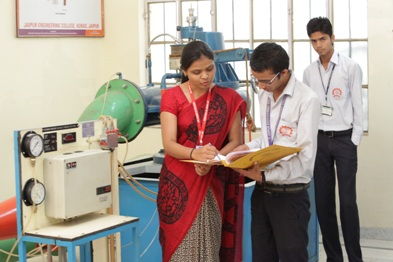 JEC Mechanical Engineering Lab
