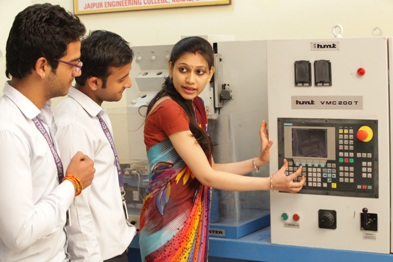 JEC Mechanical Engineering Lab 2